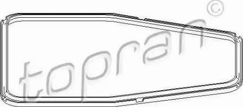 Topran 500 781 - Tihend,õlivann-automaatk.kast multiparts.ee