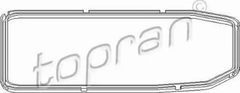 Topran 500 782 - Tihend,õlivann-automaatk.kast multiparts.ee