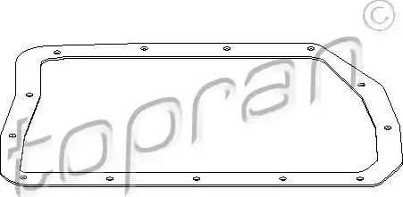 Topran 501 746 - Tihend,õlivann-automaatk.kast multiparts.ee
