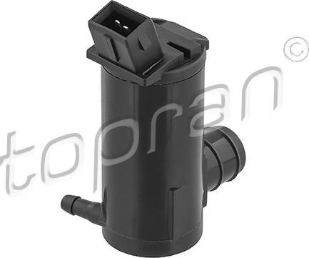 Topran 600 990 - Klaasipesuvee pump,klaasipuhastus multiparts.ee