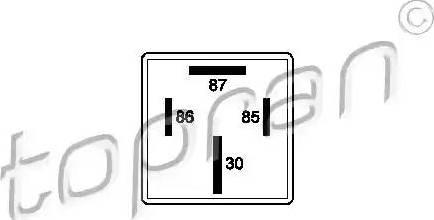Topran 109 544 - Mitme funktsiooniga relee multiparts.ee