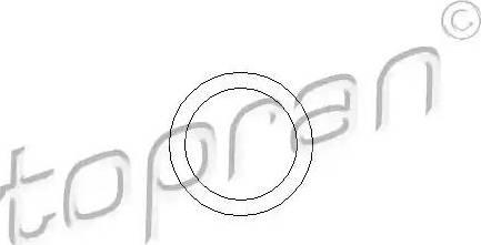 Topran 104 533 - Tihend, vaakumpump multiparts.ee