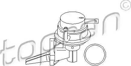 Topran 100 219 - Kütusepump multiparts.ee