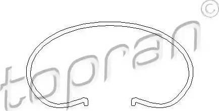 Topran 101 042 - Traatrõngas,sidurikorv multiparts.ee