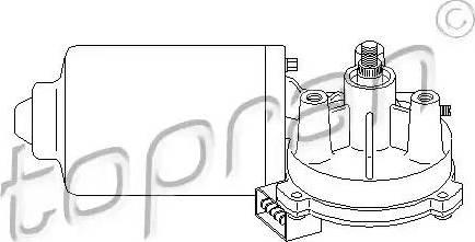 Topran 108 577 - Pesuri mootor multiparts.ee