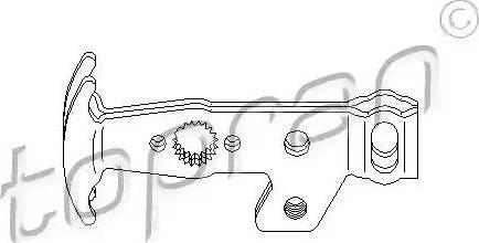 Topran 111 566 - Remondikomplekt,käigukang multiparts.ee