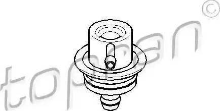 Topran 108 125 - Kütuse surveregulaator multiparts.ee