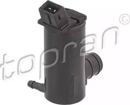 Topran 300 634 - Klaasipesuvee pump,klaasipuhastus multiparts.ee