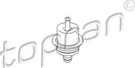 Topran 301 901 - Kütuse surveregulaator multiparts.ee