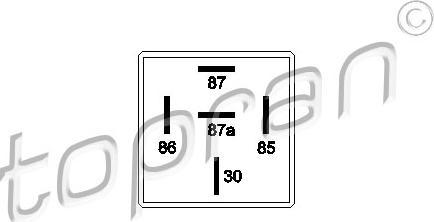 Topran 206 689 - Mitme funktsiooniga relee multiparts.ee