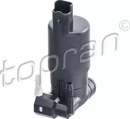 Topran 720 299 - Klaasipesuvee pump,tulepesur multiparts.ee