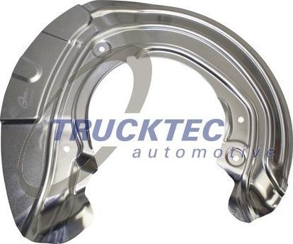 Trucktec Automotive 08.35.227 - Plekk,piduriketas multiparts.ee