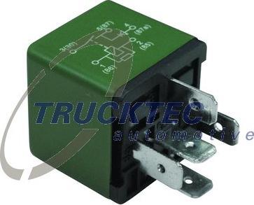 Trucktec Automotive 02.42.353 - Relee, nivooreguleerimine multiparts.ee