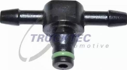 Trucktec Automotive 02.13.124 - Ühendusotsak, kütusevoolik multiparts.ee