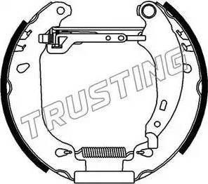 Trusting 616.0 - Piduriklotside komplekt multiparts.ee