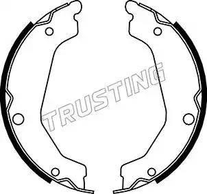 Trusting 046.219 - Piduriklotside komplekt,seisupidur multiparts.ee