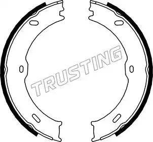 Trusting 052.133 - Piduriklotside komplekt,seisupidur multiparts.ee