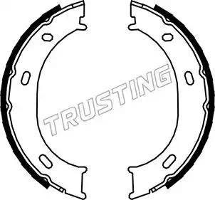 Trusting 052.126 - Piduriklotside komplekt,seisupidur multiparts.ee