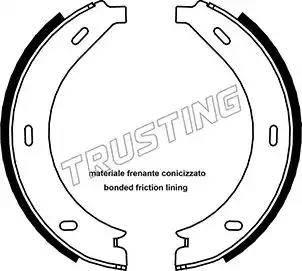 Trusting 052.123 - Piduriklotside komplekt,seisupidur multiparts.ee
