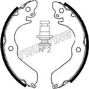 Trusting 064.168 - Piduriklotside komplekt multiparts.ee