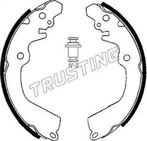 Trusting 064.167 - Piduriklotside komplekt multiparts.ee