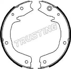 Trusting 064.179 - Piduriklotside komplekt,seisupidur multiparts.ee