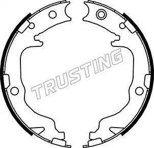 Trusting 088.237 - Piduriklotside komplekt,seisupidur multiparts.ee