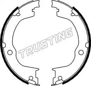 Trusting 073.175 - Piduriklotside komplekt,seisupidur multiparts.ee