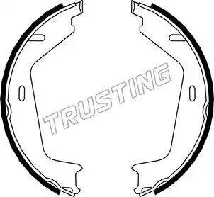 Trusting 127.273 - Piduriklotside komplekt,seisupidur multiparts.ee