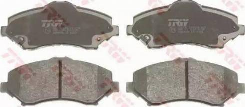 Alpha Brakes HKP-CH-029 -  multiparts.ee