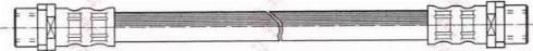 TRW PHA327 - Pidurivoolik multiparts.ee