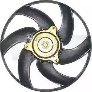 TYC 805-0013 - Ventilaator,mootorijahutus multiparts.ee
