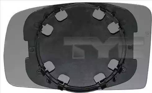 TYC 309-0041-1 - Peegliklaas,Välispeegel multiparts.ee