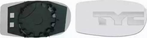 TYC 309-0023-1 - Peegliklaas,Välispeegel multiparts.ee