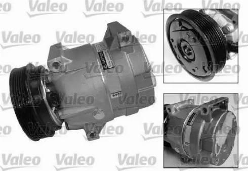 Valeo 699197 - Kompressor,kliimaseade multiparts.ee