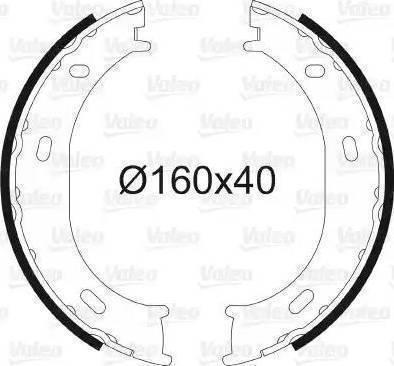BOSCH 0 986 487 605 - Piduriklotside komplekt,seisupidur multiparts.ee