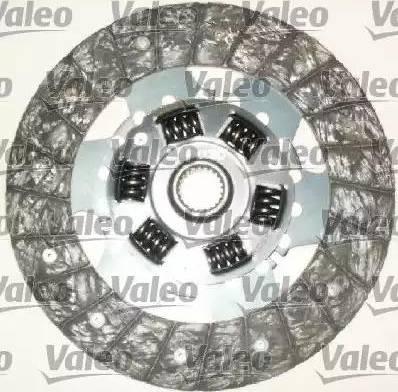 Valeo 801930 - Sidurikomplekt multiparts.ee