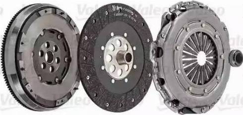 Valeo 836162 - Sidurikomplekt multiparts.ee