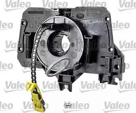 Valeo 251644 - Turvapadja lint, turvapadi multiparts.ee