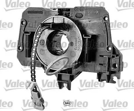 Valeo 251645 - Turvapadja lint, turvapadi multiparts.ee