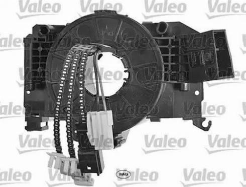 Valeo 251647 - Turvapadja lint, turvapadi multiparts.ee
