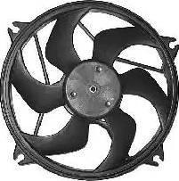 Van Wezel 0904746 - Ventilaator,mootorijahutus multiparts.ee
