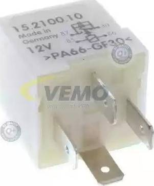 Vemo V15-71-0010 - Relee,radiaatoriventilaatori jaoks multiparts.ee