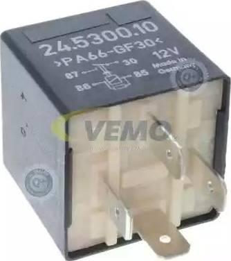 Vemo V15-71-0018 - Relee,radiaatoriventilaatori jaoks multiparts.ee