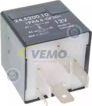 Vemo V15-71-0017 - Relee,radiaatoriventilaatori jaoks multiparts.ee