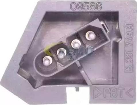 Vemo V20-79-0003-1 - Regulaator, salongipuhur multiparts.ee