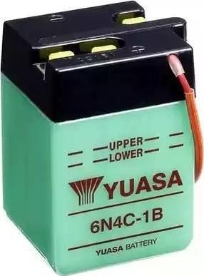 Yuasa 6N4C-1B - Käivitusaku multiparts.ee