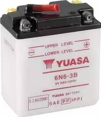 Yuasa 6N6-3B - Käivitusaku multiparts.ee