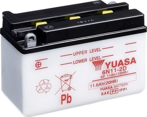 Yuasa 6N11-2D - Käivitusaku multiparts.ee