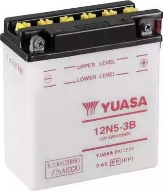 Yuasa 12N5-3B - Käivitusaku multiparts.ee